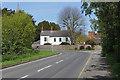 TQ1059 : Bridge Road, Cobham by Alan Hunt
