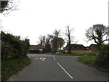 TM1551 : Mill Lane, Henley by Geographer