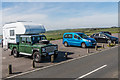 TV5995 : Car park, Beachy Head by Ian Capper