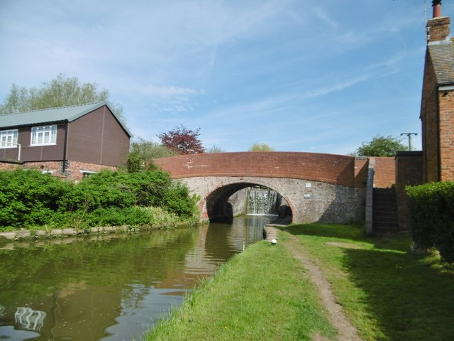 Whilton, Bridge No 15 by Mike Faherty