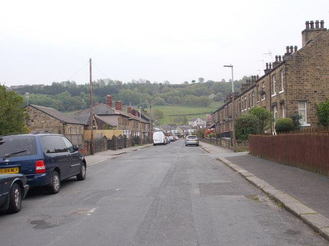 Warneford Road - Cowlersley Lane