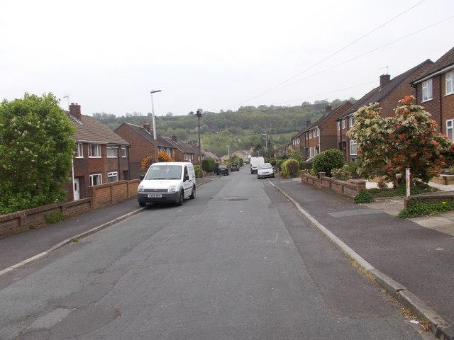 Manse Drive - Cowlersley Lane