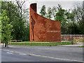 SD5525 : War Memorial, Lostock Hall by David Dixon