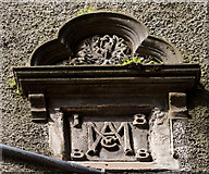 NM8530 : Date stone - 102 George Street, Oban - May 2016 by The Carlisle Kid