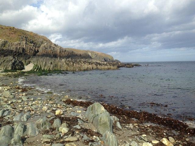 Shoreline, Port Groudle