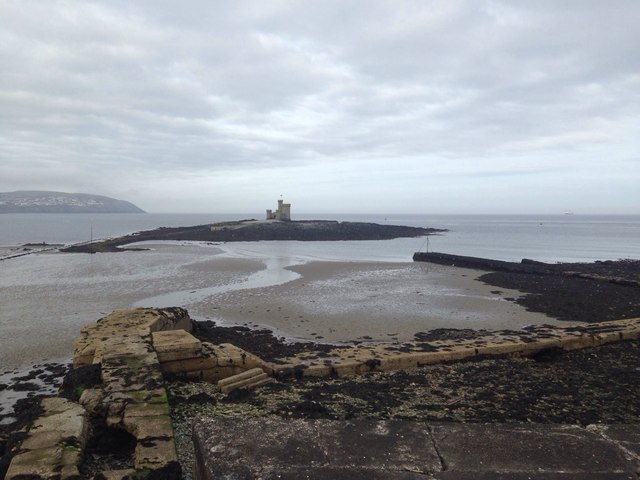 Tower of Refuge, Douglas Bay