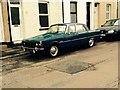TQ7467 : Classic 1970 Rover P6, Church Street, Rochester by Chris Whippet