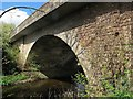 SE3170 : A61 Ripon Bypass over the River Skell  by Stephen Craven