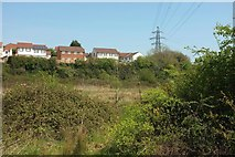 SX9066 : Houses on Skye Close by Derek Harper