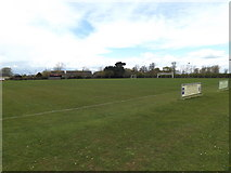TM1551 : Henley Playing Field by Geographer