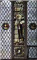 TA0705 : St Nicholas window, St Nicholas church, Searby cum Owmby by Julian P Guffogg