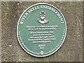 SE3170 : River Skell Enhancement - plaque by Stephen Craven
