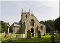 TA1807 : St Edmund's church, Riby by Julian P Guffogg