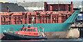 J3575 : Pilot boat, Belfast harbour (May 2016) by Albert Bridge