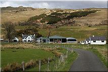 NN3528 : Kirkton Farm by Chris Heaton