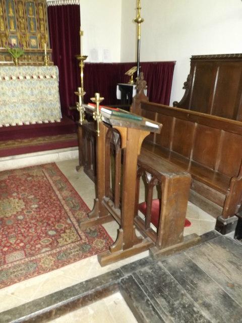 St.Mary's Church Lectern