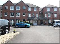 ST3049 : Allandale Court, Burnham-on-Sea by Jaggery