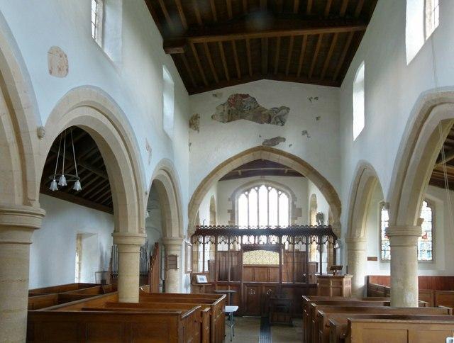 Church of St Mary, Ayston