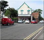 ST3049 : Secret World Wildlife Rescue Charity Shop, Burnham-on-Sea by Jaggery