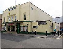 ST3049 : Ritz Social Club and Cinema, Burnham-on-Sea by Jaggery