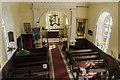 TF1772 : Interior, All Saints' church, Gautby by Julian P Guffogg