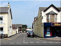 ST3049 : Western end of Princess Street, Burnham-on-Sea by Jaggery