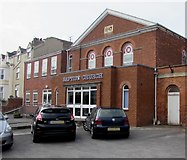 ST3049 : Burnham-on-Sea Baptist Church by Jaggery