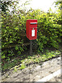 TM1852 : High Road Postbox by Adrian Cable