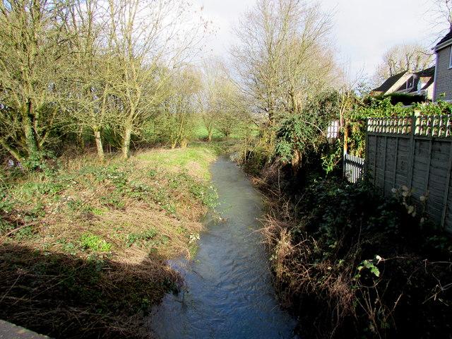 Unnamed stream, Tetbury