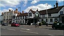 TQ1649 : Mercure White Horse Hotel, Dorking by Brian Robert Marshall