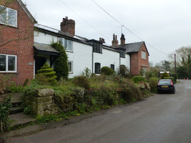 Cottages in Great Barrow
