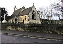 ST8893 : St Saviour's church, Tetbury by Jaggery