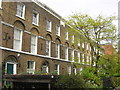 TQ3682 : Coborn Terrace, Mile End Road by Christopher Hilton