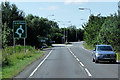 TF2035 : A52 Bypassing Donington by David Dixon