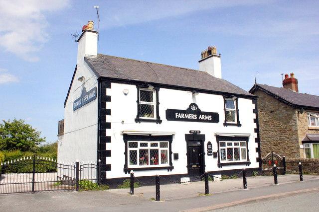 The Farmers Arms, Ffynnongroyw