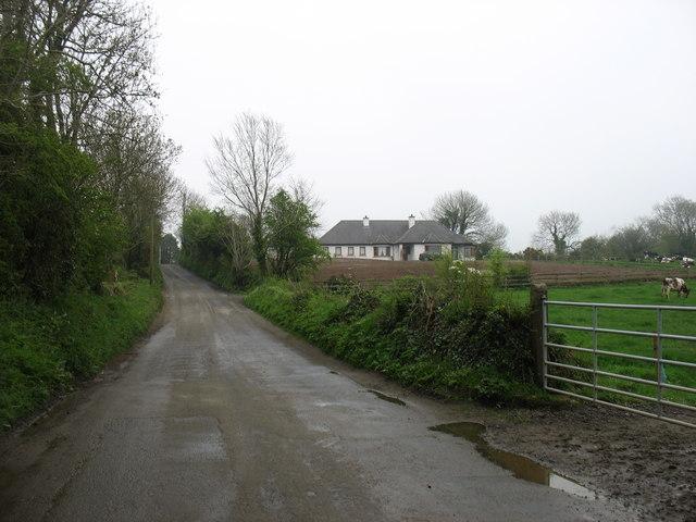 Minor road to Blackwater
