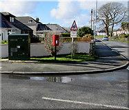 SM9310 : Corner of Cranham Park and Langford Road, Johnston by Jaggery