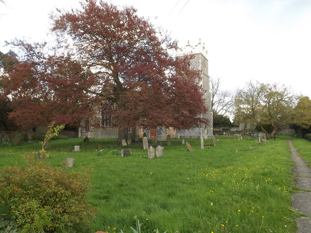 St.Peter's Church, Claydon