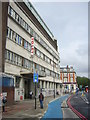 TQ3782 : Former Poplar Town Hall, Bow Road by Christopher Hilton