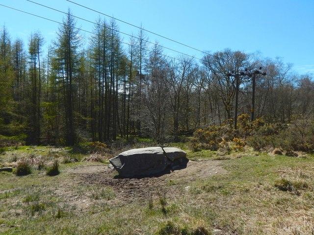 Glennan Burn cup-marked stone