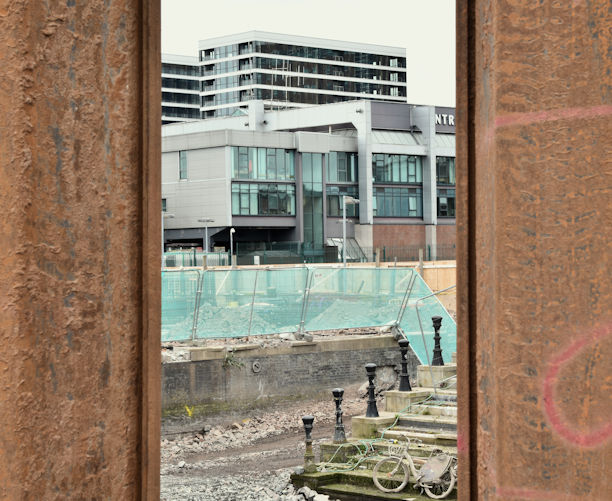 The Allstate Maysfields site, Belfast - May 2016(4)