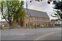 SJ3199 : St Nicholas' Parish Church, Blundellsands by David Dixon