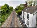 SJ3199 : The Merseyrail Northern Line at Crosby by David Dixon
