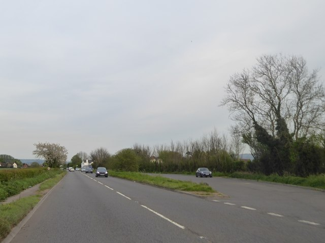 Lay-by by A4019 east of M5 junction 10