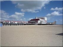 TG5307 : Britannia Pier, Great Yarmouth by JThomas