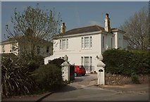 SX9164 : House on St Marychurch Road, Torquay by Derek Harper