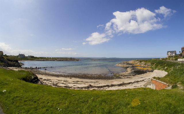 Sandeel Bay, Orlock