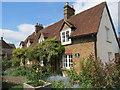 SP9312 : Old Grove Farm farmhouse, Grove Road, Tring by Chris Reynolds