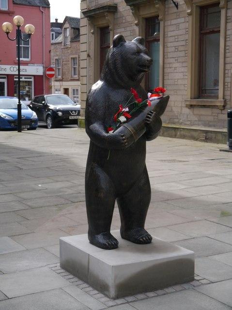 Private Wojtek: The Soldier Bear
