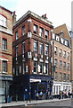 """TQ3279 : """"The Blue Eyed Maid"""" public house, Southwark by Jim Osley"""